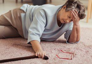 Cerca de 35% dos idosos sofrem quedas todos os anos