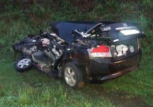 Motorista de 40 anos morre em acidente na BR 277 em Palmeira