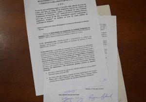 CPI apresenta relatório final sobre contratação de médicos em Palmeira