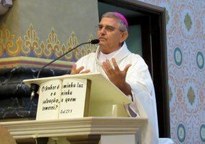 Dom Sérgio comemora 15 anos de Episcopado com familiares e amigos