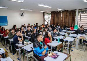 Prazo para matrículas nas escolas Estaduais no Paraná inicia nesta segunda-feira (21)