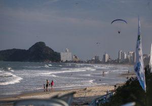 Coleta de águas das praias do Paraná começa já em novembro
