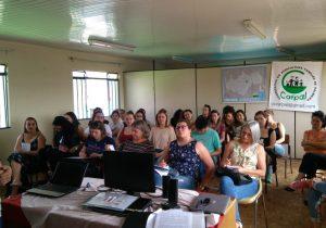 Estudantes da UEPG participam de encontro sobre Agricultura Familiar em Palmeira