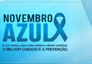 Novembro Azul busca alerta os homens para os cuidados com a saúde