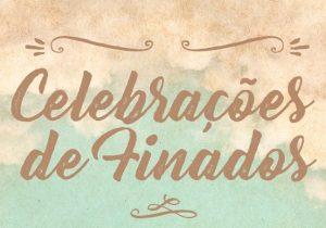 Paróquia divulga calendário de celebrações para dia de Finados