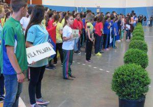 Estudantes de 13 instituições de ensino participam do JEPAL