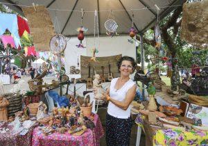Feira de Artesanato e Arte Popular é destaque no Encontro de Tradições
