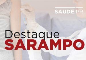 Procura pela vacina contra Sarampo foi baixa no Dia D em Palmeira