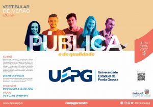 Mais de 7.400 candidatos irão concorrer ao Vestibular de Verão da UEPG
