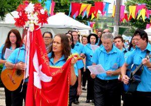 Grupo 'Mensageiros do Divino' é o único de Palmeira a se apresentar no Encontro de Tradições