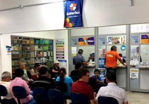 Aposta feita na Lotérica Franco em Palmeira levará mais de R$ 450 mil