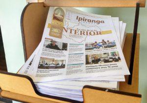 Fé do povo palmeirense através da simplicidade é o destaque do Jornal Ipiranga de dezembro