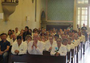 Renovação dos ministros da Paróquia acontece nesta sexta-feira (06)