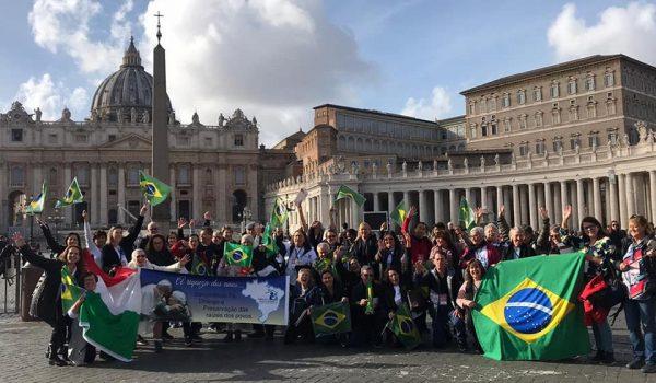 Palmeirense participa do I Congresso Internacional da Pastoral dos Idosos