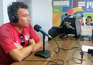 Presidente do Ypiranga fala da possibilidade do clube disputar a Taça Paraná