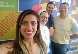 Em entrevista, Irmã Leonilda se despede de Palmeira