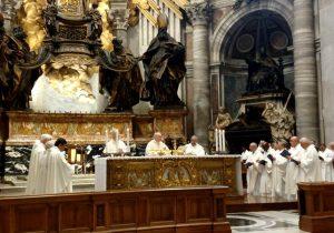 Palmeirense participa de Missa com o Papa Francisco no Vaticano