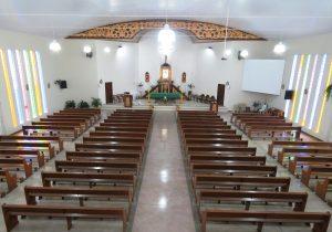 Concluídas as obras internas da Igreja de Fátima