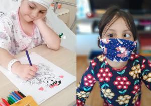 Quinze dias após a cirurgia, mãe de Alice conta como tem sido a recuperação da menina