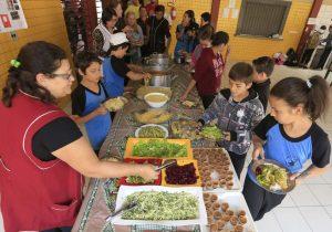 Governo do Paraná regulamenta merenda escolar orgânica