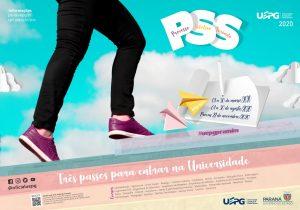 UEPG abre inscrições para PSS