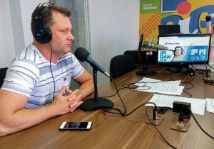 Prefeito de Palmeira fala sobre medidas de prevenção ao Coronavírus