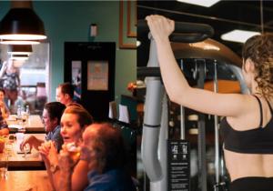 Restaurantes, bares e academias poderão reabrir em Palmeira