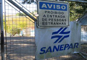 Sanepar informa que manutenção na rede elétrica irá afetar abastecimento