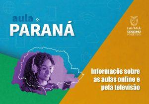 Rede estadual do Paraná começa a transmitir aulas pela TV aberta nesta segunda-feira (6)