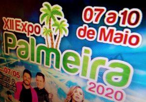 Expo Palmeira poderá ser transferida ou até cancelada neste ano