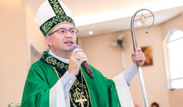 Dom Amilton Manoel da Silva é nomeado bispo de Guarapuava