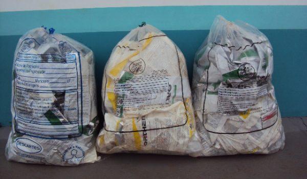 Embalagens de defensivos agrícolas devem ser entregues de acordo com cronograma da Assocampos