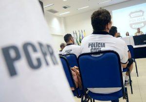 Inscrições para concurso da Polícia Civil vão até semana que vem