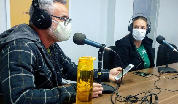 Vigilância Epidemiológica informa sobre cenário da Covid-19 em Palmeira