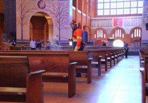 Santuário Nacional de Aparecida se prepara para volta de devotos em celebrações