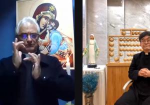 Celebrações em Libras na Arquidiocese de Curitiba alcançam regiões diversas do Brasil