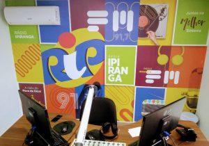 Rádio Ipiranga apresenta novidades na programação