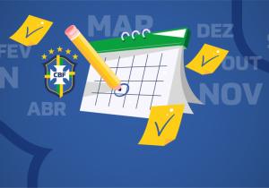 Calendário de torneios de base da CBF para 2020 só termina em 2021