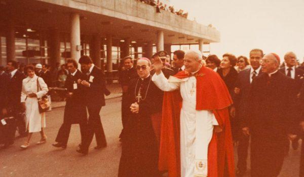 Visita de São João Paulo II a Curitiba completa 40 anos