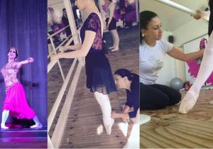 Quando a paixão se torna profissão: Conheça a trajetória de Regiane Abreu Moreira com a dança