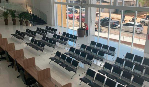 Serviços municipais começam a serem prestados na nova Central de Atendimento ao Cidadão