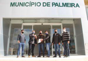 Município recebe chave da Central de Atendimento ao Cidadão de Palmeira