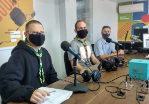Grupo de Escoteiros Tropeiros e Rotary Clube desenvolvem Campanha Lacre Solidário