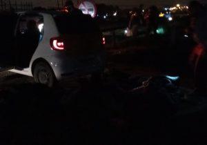 Rotam localiza foragidos da Delegacia da Lapa dentro de táxi e apreende arma e maconha