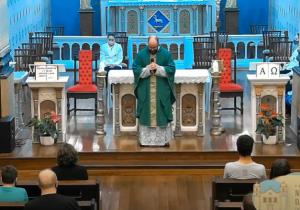 Paróquia anuncia missas presenciais em novas comunidades
