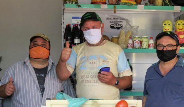 Agricultor aborda as vantagens e dificuldades do trabalho no meio rural