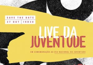 Paróquia realiza 'Live da Juventude' nesta terça-feira (27)