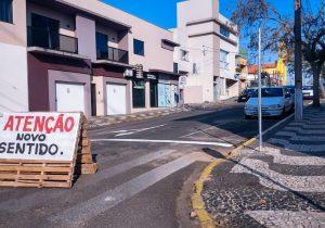 Trecho da rua Coronel Pedro Ferreira sofre alterações de sentido
