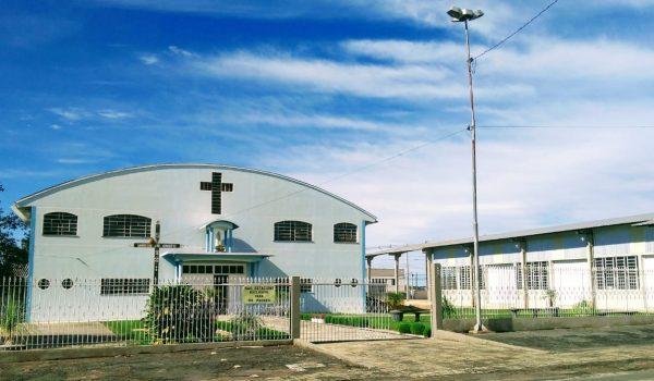 Igreja da comunidade de Fátima é alvo de furto