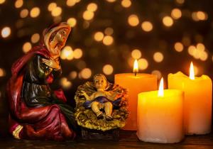 Confira horários das missas de Natal na Paróquia